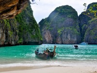 Maya Bay, Phi Phi Islands, Thailand