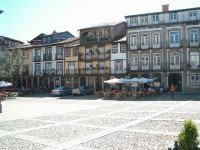 Square in  Guimaraes