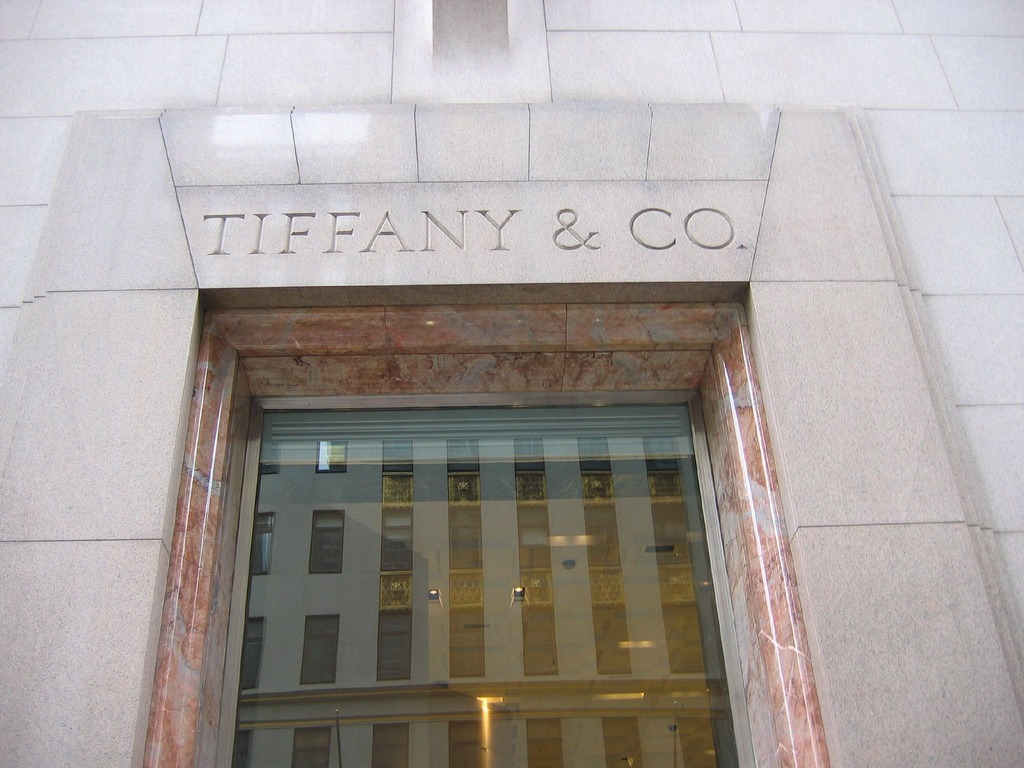 Tiffany's & Co., New York City