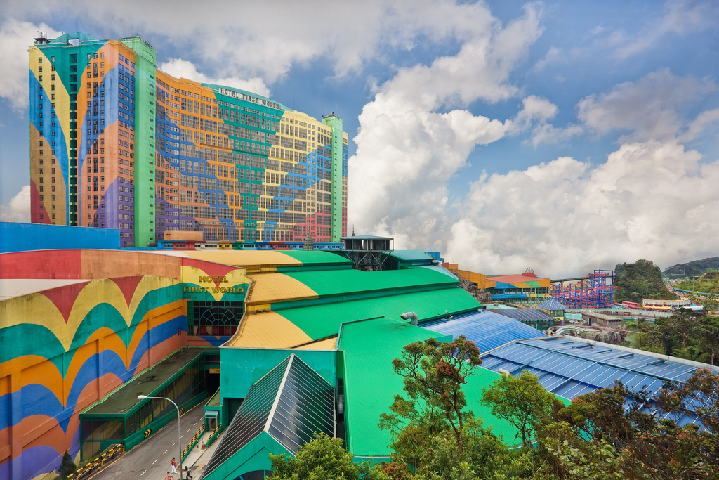 Top 5 ugliest buildings in the world wanderer guides for Top 5 hotels of the world