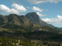 Mountains in Spain