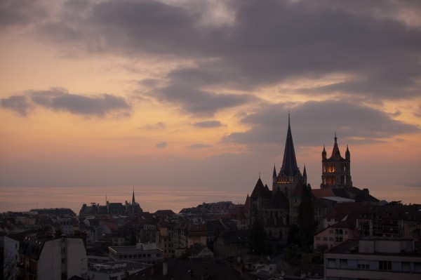 Lausanne and its Cathedral