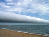 Morning Glory roll cloud