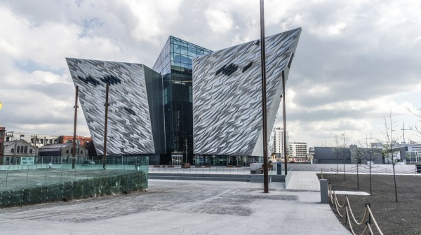 New Titanic Centre, Belfast infomatique/Flickr
