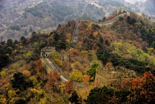 Great Wall of Cina